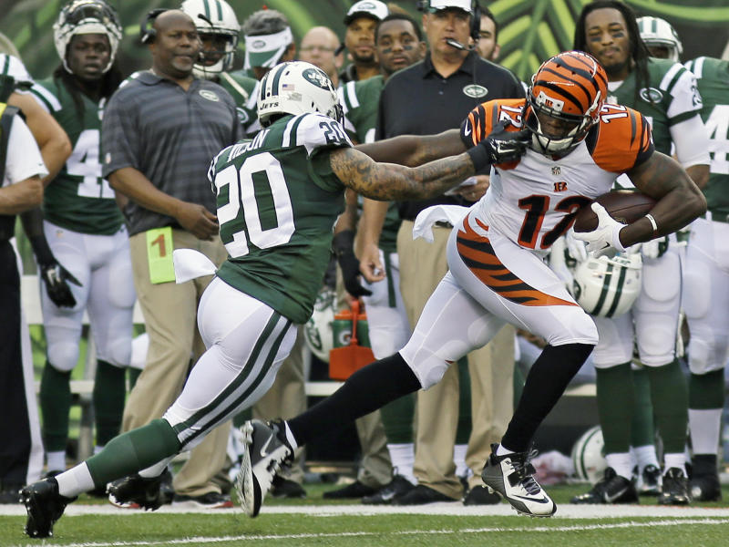Jets' DBs have chance to 'shut people up'