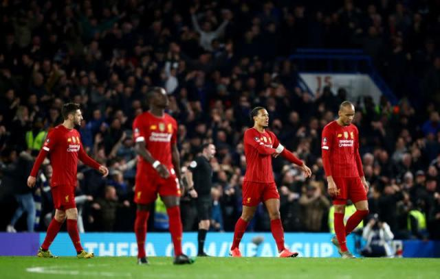 FA Cup Fifth Round - Chelsea v Liverpool