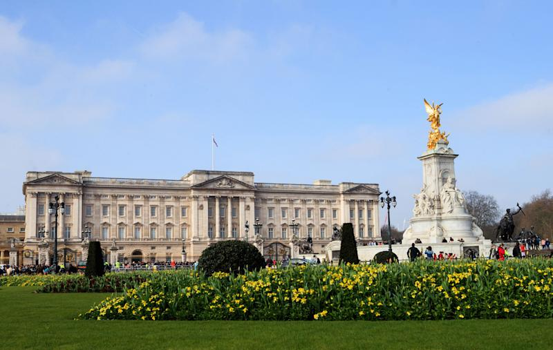 Buckingham Palace is undergoing renovation works [Photo: PA]