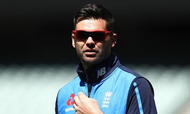 """<span class=""""element-image__caption"""">James Anderson, on his fourth tour of Australia, brings vast experience to the role.</span> <span class=""""element-image__credit"""">Photograph: Ryan Pierse/Getty Images</span>"""