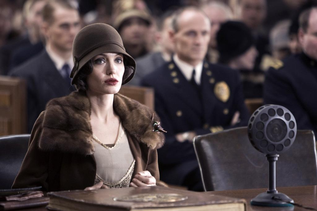 "3 NOMINATIONS -- <a href=""http://movies.yahoo.com/movie/1809945088/info"">Changeling</a>  Best Picture  Best Actress - Angelina Jolie  Best Composer - Clint Eastwood"