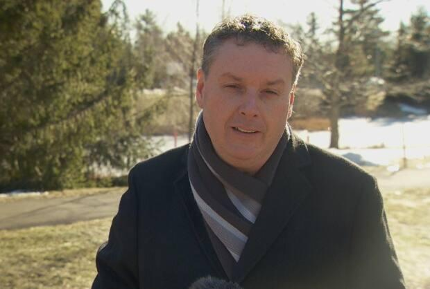 Andrew Holland, spokesperson for the Nature Conservancy of Canada, says people should keep their garbage locked up so coyotes don't get into it.