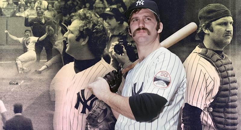 the best attitude 87e32 03c46 Remembering Thurman Munson, 40 years after his stunning death
