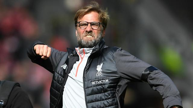The Reds ran out 3-1 winners at Anfield, but Klopp's antics on the sidelines did not impress his opposite number
