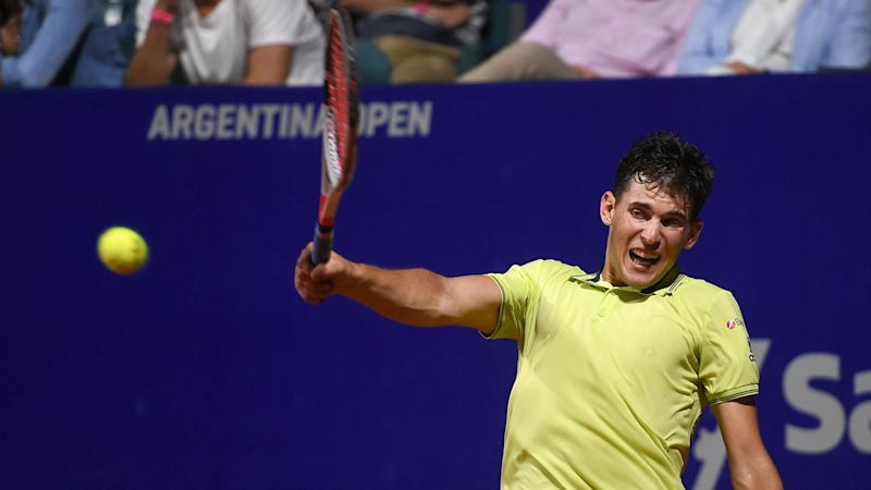 Thiem breezes past Monfils to set up Bedene showdown