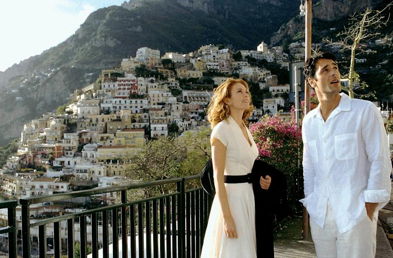 Under the Tuscan Sun was filmed on location in Cortona, Italy.