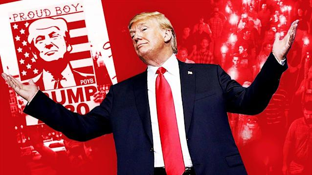 "Photo Illustration by The Daily Beast/Photo Getty""If you're not happy, you can leave.""Those are the words of an American president, spoken from the steps of the White House this morning. Even for someone like Donald Trump, a man with a long history of bigotry and racism, the scene was breathtaking. This is who he is, and who his supporters are. ""If you're not happy in the U.S., if you're complaining all the time—very simply,"" he said. ""You can leave."" Trump Is a Racist. If You Still Support Him, So Are You.No one expected the president to walk back the racist tirade he unleashed on social media over the weekend. After three years of Trump, no one believed that congressional Republicans would ever firmly and unambiguously denounce his latest string of bigoted, xenophobic statements. Or evangelical Christians. Or conservatives. Or White House staffers. That's not who they are. They are standing with this president because they either agree with him or are content that their own political power is fueled by white supremacy. The few who spoke at all parsed words until they were drained of all meaning. And then, there were the politicians like Sen. Lindsay Graham and cable news pundits like Fox News's Brit Hume and Katie Pavlich, who audaciously cast aspersions on those who dared to speak up in defense of the common good, those who openly celebrate the inherent value of embracing diversity. They are willing to forego the promise of this nation in order to hitch their wagons to a hate-mongering, chest-thumping demagogue. While the president's remarks, laced with bravado and mendacity, were pointed at four freshmen members of Congress—all of whom are women of color—on Monday Trump was speaking to a nation. He stood before a bank of cameras and told us plainly and without pause that he meant every deplorable thing he'd tweeted and that if you don't like it, get out. ""Does it concern you that many people saw your tweet as racist?"" a reporter asked. Trump, who appears incapable of shame, did not spare a breath before he responded, ""It doesn't concern me because many people agree with me.""I honestly thought his presidency was over the day he defended white supremacists from the lobby of Trump Tower. After a progressive activist was killed in Charlottesville, intentionally struck by a car driven a white nationalist, Trump wanted the world to believe the torch-baring band of alt-right protesters spewing ""Jews will not replace us!"" were ""some very fine people."" I was wrong. Just after he spoke Monday in Washington, one of those ""fine people,"" James Alex Fields Jr., was sentenced to life and 419 years for murdering Heather Heyer and injuring others in Charlottesville. But that's not the sort of person Trump is telling to leave America. Instead, he aimed his ire at lawmakers who disagreed with his policies, and by extension anyone who agrees with those lawmakers, and urged us to leave the country. Last week, he delivered a similar message to immigrants detained in government-sponsored concentration camps. They should stay in their own country, he said, if they don't like the inhumane conditions. Trump has singlehandedly turned Ronald Reagan's ""shining city on a hill"" into a sewer of malfeasance and cruelty. Rooted in the now defunct Tea Party's ""take our country back"" mantra, the message was then and it is now: America—the land of the free and the home of the brave—is for white people. It was always coming to this. There was always going to be a day when this commander-in-chief demanded a brand of personal loyalty most commonly required by autocrats and dictators. A man who surrounds himself with glad-handing sycophants, Trump has never once publicly admitted a failure of judgment and is unable to brook dissent. He is both uninterested in and incapable of hearing more than one side of an argument or digesting the complexities of public discourse. He cannot grasp the notion that what makes a nation exceptional is its ability to devote its energies to the progress of its people. All of them. Presumably buoyed by the fact that he would never be removed from office by the GOP-controlled Senate, even if House Speaker Nancy Pelosi moved forward with an impeachment inquiry, Trump appears to believe there are no real checks on his powers. He has shown himself more than willing to flout the judiciary and thumb his nose at congressional subpoenas. And who could blame him?After all, his actions have been celebrated by his political base-- which has shown no significant decline since his inauguration. For them, Trump is simply telling it ""like it is"" by boldly, unapologetically espousing the politics of white resentment. Reminiscent of men like former Georgia Governor Lester Maddox—who wielded an ax handle to keep African Americans out of his whites-only restaurant—Trump's revival of Jim Crow-style politicking is openly embraced in certain quarters of the country. While some political prognosticators continue to blame ""economic anxiety,"" that has always been a fallacy. ""Reagan Democrat"" was always code for racial intolerance. And as long as those red hats and t-shirts keep filling arenas around the country, this president will continue pushing the kind of divisive, abhorrent talking points he has become known for. He will forego the opportunity to unify and inspire, preferring instead to instigate and denigrate. This is who he is, and he has shown himself incapable of anything else.Read more at The Daily Beast.Get our top stories in your inbox every day. Sign up now!Daily Beast Membership: Beast Inside goes deeper on the stories that matter to you. Learn more."
