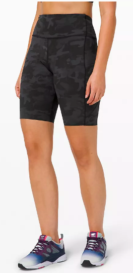 "Fast and Free Short 10"" Non-Reflective (Photo via Lululemon)"