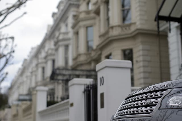 Luxury Residential Properties In London As Sales Transaction Taxes Affect Values