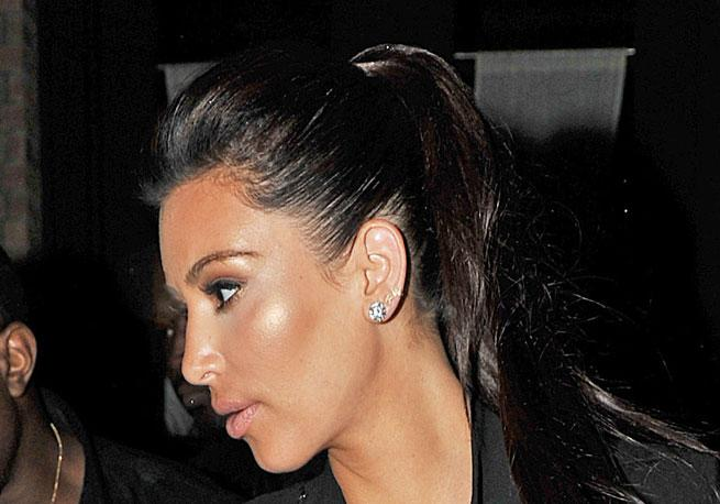 Kim Kardashian Kanye West earrings.jpg