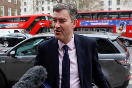 Outrageous to suspend parliament in October over no-deal Brexit - minister