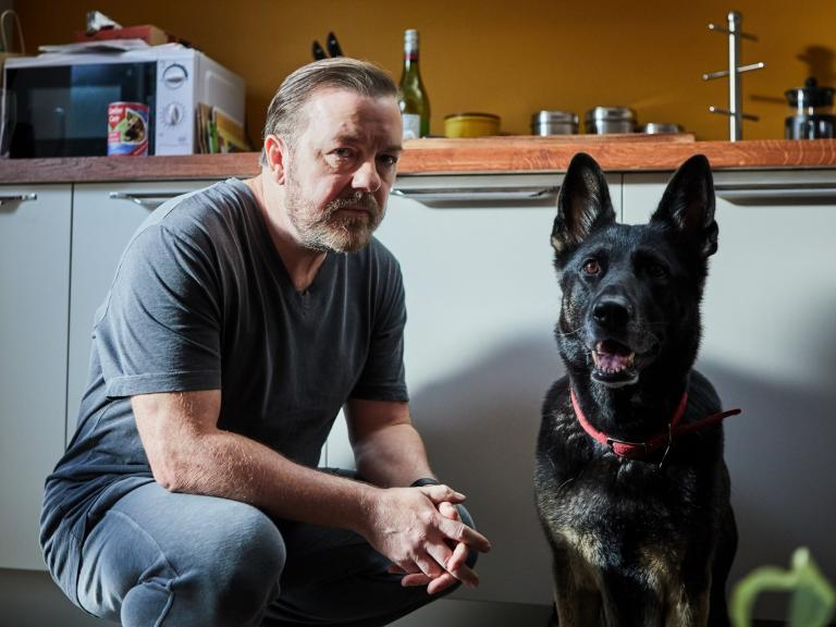 Ricky Gervais already working on After Life season 2