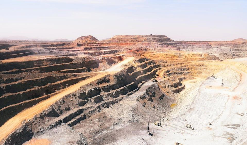 """<span class=""""caption"""">The Bisha mine in Eritrea is seen in November 2017.</span> <span class=""""attribution""""><span class=""""source"""">(Martin Schibbye/Creative Commons)</span>, <a class=""""link rapid-noclick-resp"""" href=""""http://creativecommons.org/licenses/by-sa/4.0/"""" rel=""""nofollow noopener"""" target=""""_blank"""" data-ylk=""""slk:CC BY-SA"""">CC BY-SA</a></span>"""