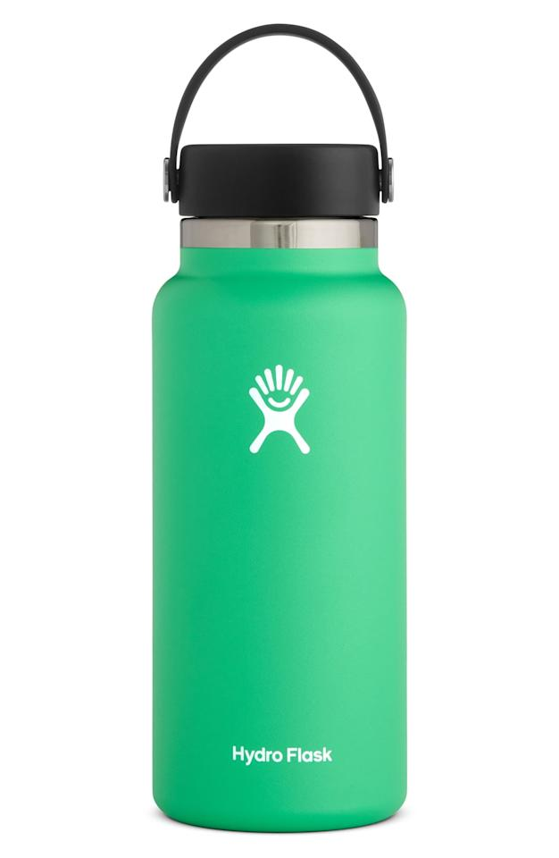 "<p>Help Dad stay hydrated with the popular <a href=""https://www.popsugar.com/buy/Hydro-Flask-32-Ounce-Wide-Mouth-Cap-Bottle-579305?p_name=Hydro%20Flask%2032-Ounce%20Wide%20Mouth%20Cap%20Bottle&retailer=shop.nordstrom.com&pid=579305&price=45&evar1=savvy%3Aus&evar9=45547653&evar98=https%3A%2F%2Fwww.popsugar.com%2Fsmart-living%2Fphoto-gallery%2F45547653%2Fimage%2F47525814%2FHydro-Flask-32-Ounce-Wide-Mouth-Cap-Bottle&list1=shopping%2Cgifts%2Cnordstrom%2Choliday%2Cgift%20guide%2Cgifts%20for%20men&prop13=mobile&pdata=1"" rel=""nofollow"" data-shoppable-link=""1"" target=""_blank"" class=""ga-track"" data-ga-category=""Related"" data-ga-label=""https://shop.nordstrom.com/s/hydro-flask-32-ounce-wide-mouth-cap-bottle/4969503?origin=category-personalizedsort&amp;breadcrumb=Home%2FHome%20%26%20Gifts%2FGifts%2FFather%27s%20Day&amp;color=spearmint"" data-ga-action=""In-Line Links"">Hydro Flask 32-Ounce Wide Mouth Cap Bottle</a> ($45).</p>"