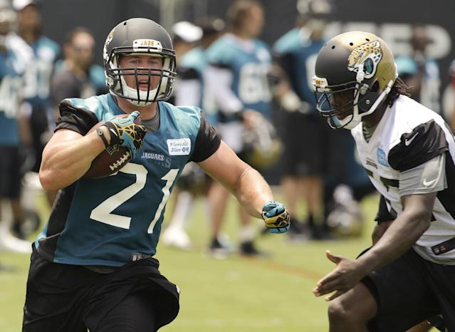First Down: Gerhart one of several fantasy takeaways from minicamp, OTAs