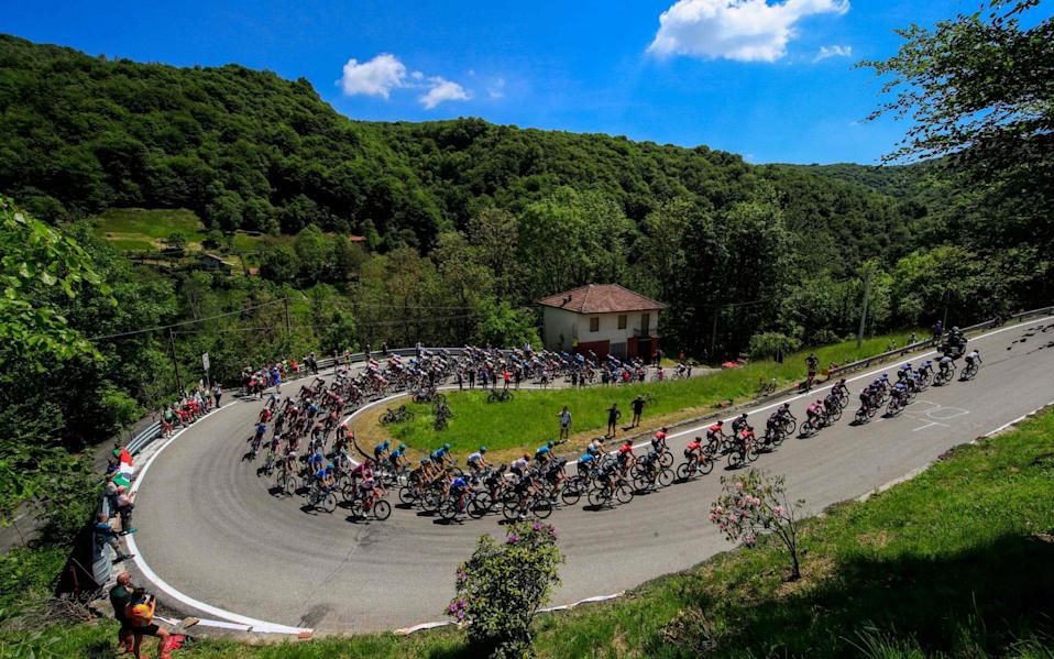 Giro d'Italia 2021, stage 19 – live updates - GETTY IMAGES