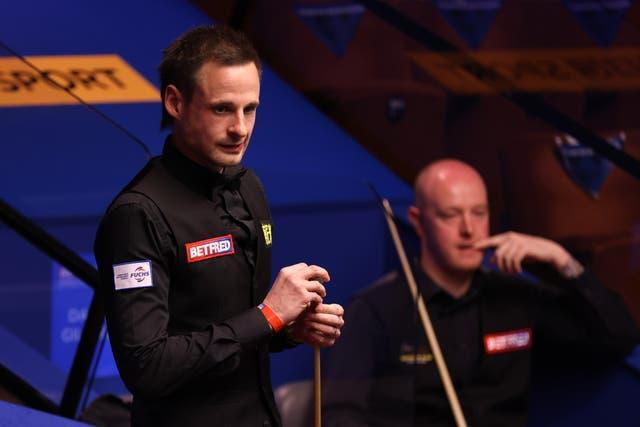 Betfred World Snooker Championships 2021 – Day 2 – The Crucible