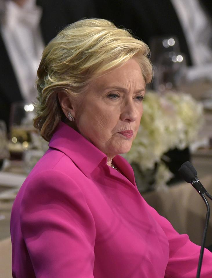 the battle between the donald trump and hillary clinton Hillary clinton: let me say a word about the nomination of judge  kavanaugh to the supreme court this nomination holds out the threat.