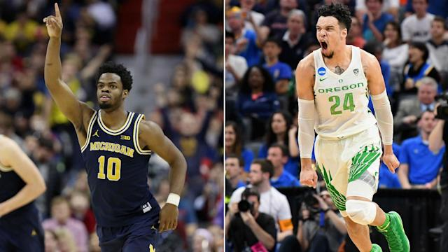 Follow all the action from the Sweet 16 matchup.