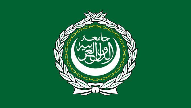 Bendera Liga Arab (Wikimedia / Creative Commons)