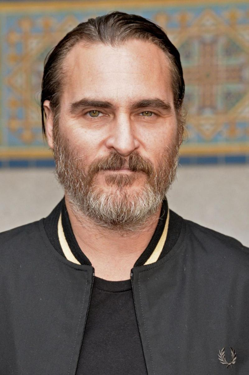 Actor Joaquin Phoenix was also raised in the cult. Source: Getty