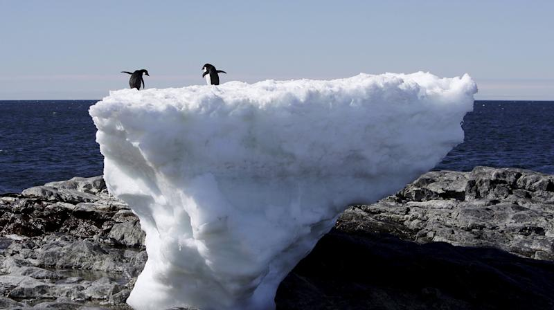 Antarctic Ice Sheet Is Melting Way Faster Than Expected, Scientists Warn