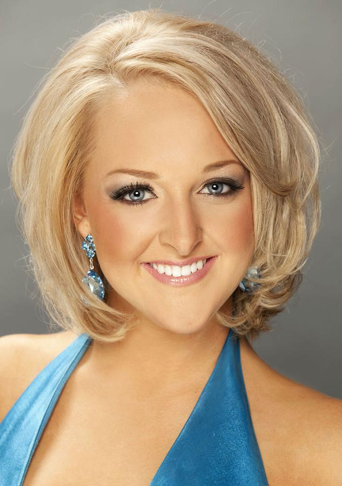 "Miss Nevada, Alana Lee is a contestant in the ""<a href=""/2012-miss-america-pageant/show/48165"">2012 Miss America Pageant</a>."""