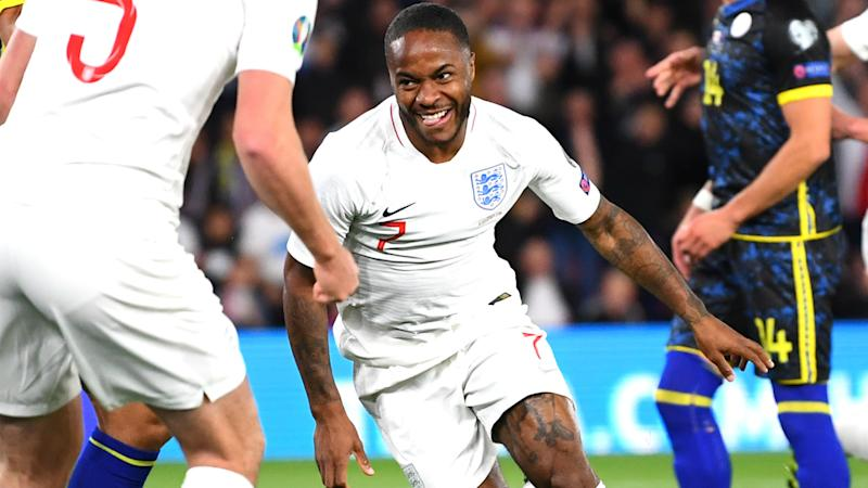 Southgate hails Sterling but England boss concerned by 'crazy errors'