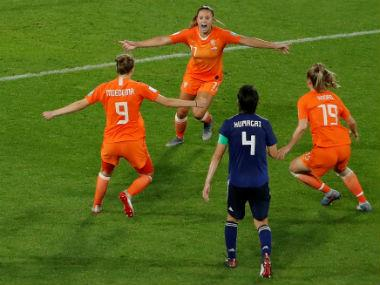 FIFA Women's World Cup 2019: Lieke Martens' last-minute penalty guides Netherlands to quarter-finals; Italy beat China