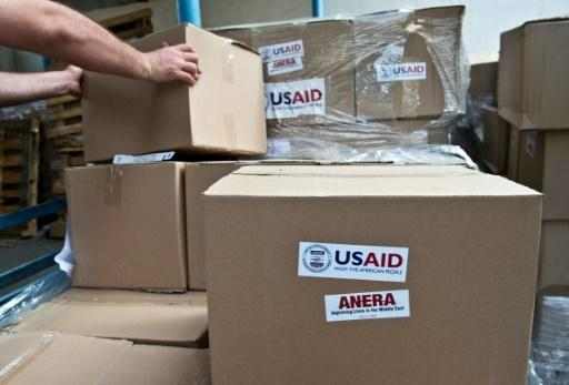 US boosts aid for war famines by $575 million