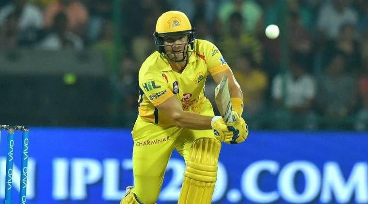 Watson played a vital role in CSK's success last season