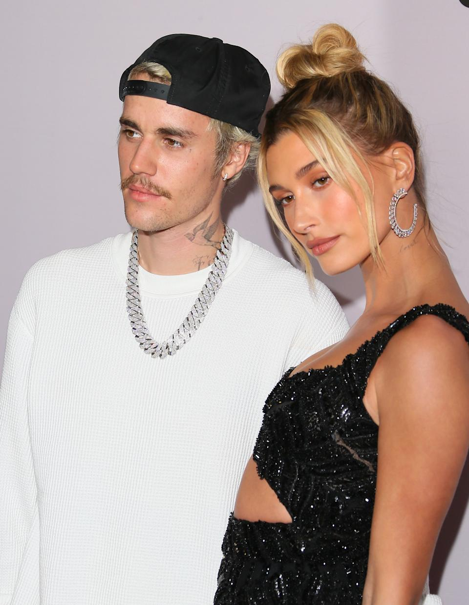 Justin Bieber has defended his wife from online attacks. (Photo: Jean Baptiste Lacroix/FilmMagic)