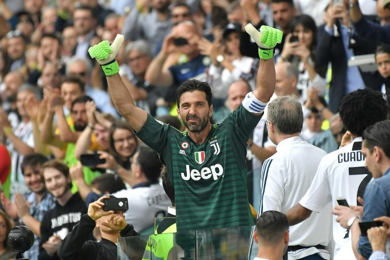 Gianluigi Buffon is widely reported to be set to make his 648th Serie A appearance on Saturday, a league record