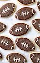 "<p>Even the least interested person at the party will love these.</p><p>Get the recipe from <a href=""https://www.delish.com/cooking/recipe-ideas/a26026772/football-cookies-recipe/"" rel=""nofollow noopener"" target=""_blank"" data-ylk=""slk:Delish"" class=""link rapid-noclick-resp"">Delish</a>. </p>"