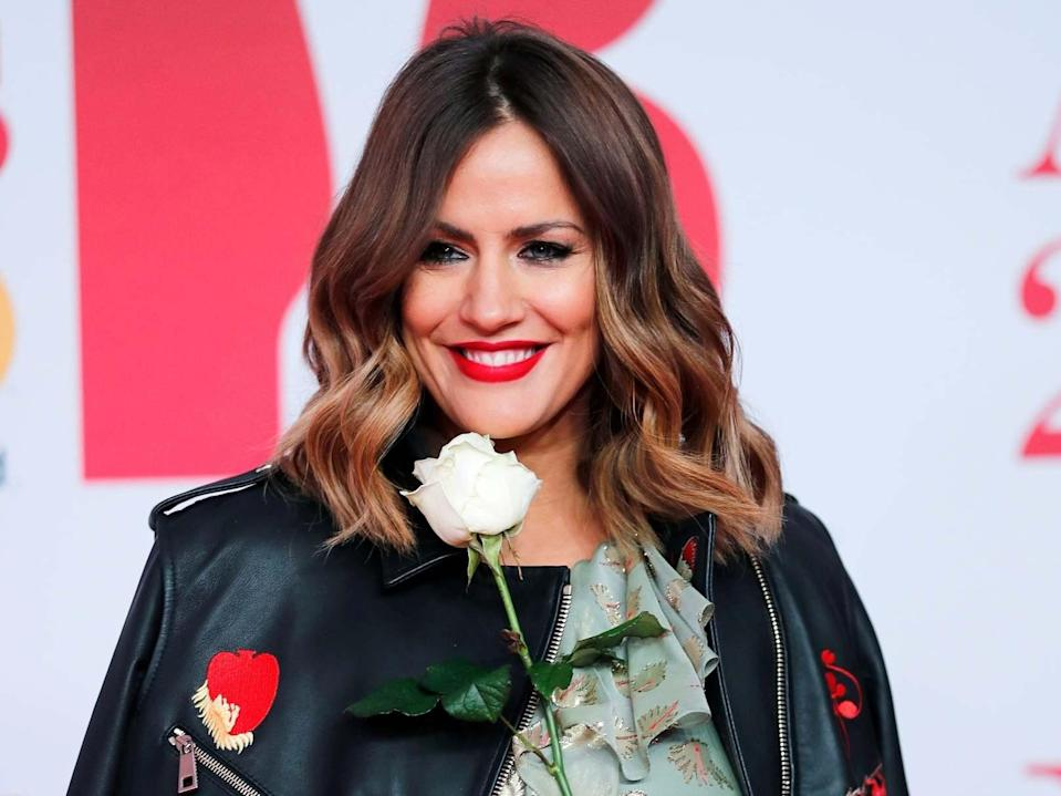 The Metropolitan Police has referred itself to the police watchdog over its contact with television presenter Caroline Flack in the months before her death (Reuters)