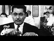 """<p>If you know master Japanese filmmaker Akira Kurosawa for anything, it's likely one of his movies assigned for film studies like Seven Samurai. But wade into the dark waters of <em>High and Low</em> for a shockingly contemporary-feeling police procedural that will make your blood pressure jump at least a few beats.</p><a class=""""link rapid-noclick-resp"""" href=""""https://www.amazon.com/High-English-Subtitled-Toshiro-Mifune/dp/B004D18SWY?tag=syn-yahoo-20&ascsubtag=%5Bartid%7C2139.g.34440440%5Bsrc%7Cyahoo-us"""" rel=""""nofollow noopener"""" target=""""_blank"""" data-ylk=""""slk:Stream it here"""">Stream it here</a><p><a href=""""https://www.youtube.com/watch?v=wcALFnBJ54c"""" rel=""""nofollow noopener"""" target=""""_blank"""" data-ylk=""""slk:See the original post on Youtube"""" class=""""link rapid-noclick-resp"""">See the original post on Youtube</a></p>"""
