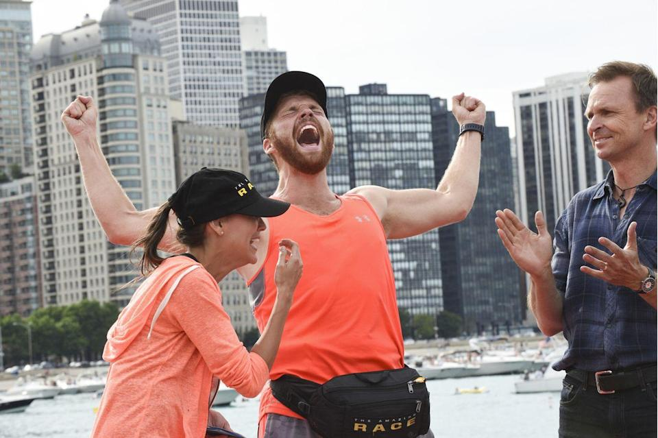 """<p><em>The Amazing Race</em> has a type. """"We always cast for Type A personalities, super-competitive people,"""" Doganieri told <a href=""""https://uproxx.com/hitfix/interview-co-creator-elise-doganieri-discusses-the-state-of-the-amazing-race/"""" rel=""""nofollow noopener"""" target=""""_blank"""" data-ylk=""""slk:UpRoxx"""" class=""""link rapid-noclick-resp"""">UpRoxx</a>.</p>"""