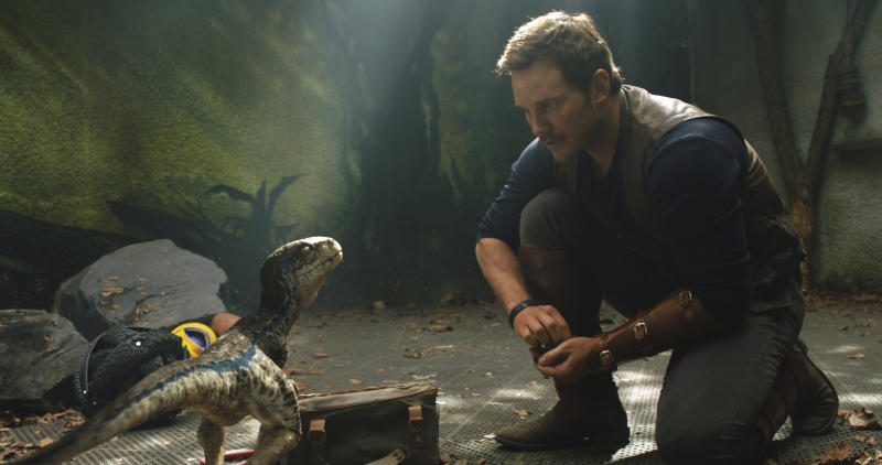 Fallen Kingdom' is the latest film to skirt LGBTQ representation
