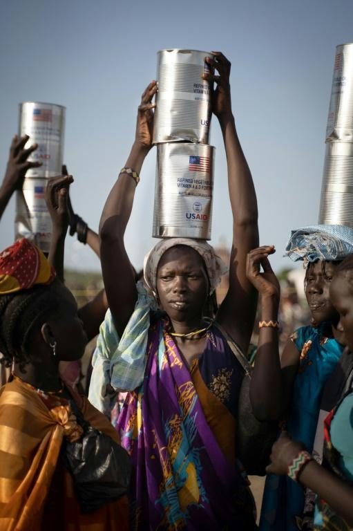 South Sudan is facing a desperate hunger crisis
