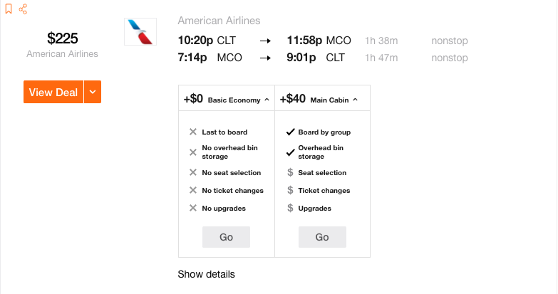 As knowing what you're paying for gets more and more convoluted, online travel agencies are working to make flight fares a little clearer.