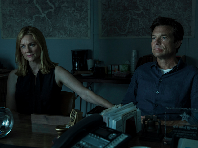 Laura Linney and Jason Bateman in 'Ozark' (Photo: Netflix)