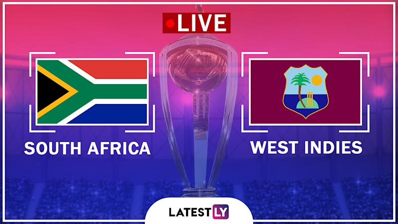 Live Cricket Streaming of South Africa vs West Indies ICC World Cup 2019 Warm-up Match: Check Live Cricket Score, Watch Free Telecast of SA vs WI Practice Game on Star Sports & Hotstar Online