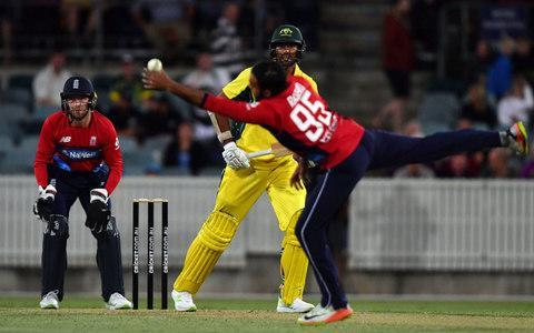 <span>Adil Rashid is concentrating on white-ball cricket</span> <span>Credit: AFP </span>