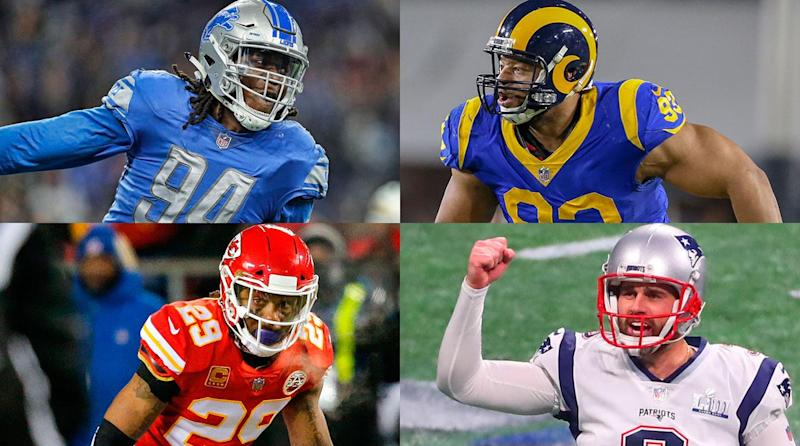 NFL Free Agency: Who's Still Available After Wave 2?