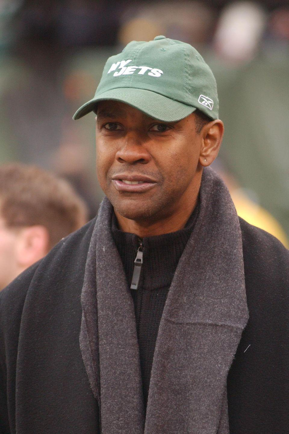 """<p>Before heading to Hollywood, Denzel Washington attended Fordham University in New York. While he was studying there, he also earned a spot on the <a href=""""https://www.cbssports.com/nba/news/ray-allen-admits-denzel-washington-wasnt-supposed-to-score-on-him-in-he-got-game/"""" rel=""""nofollow noopener"""" target=""""_blank"""" data-ylk=""""slk:junior varsity basketball team"""" class=""""link rapid-noclick-resp"""">junior varsity basketball team</a>. </p>"""