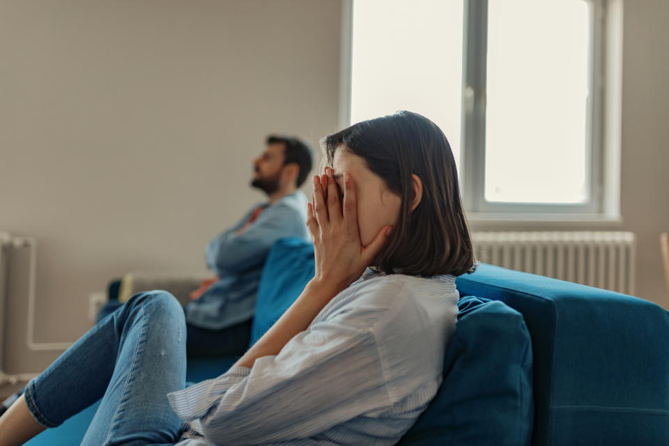 Refuge is still advising those experiencing domestic abuse to get in contact for help. (Getty Images)