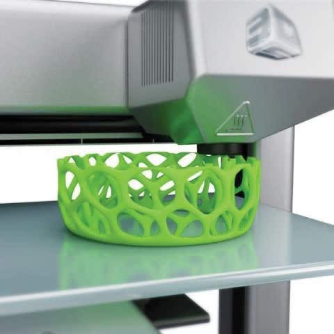 The Cube(R) 3D Printer is immediately available on Staples.com for $1299.99 and will be available in ...
