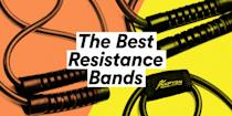 """<p>Resistance bands are an incredible piece of fitness equipment. They come in many different shapes and sizes, from long thin or thick loops, to smaller loops, to straight bands not tied or made into a loop, to straight bands with handles on the end, and even figure-eight shaped bands. Depending on what size and shape, they can be used to work just about every single muscle group in your body. Plus, they're the perfect way to warm up your legs, glutes, quads, and hamstrings before heading out for a run, too.</p><h3 class=""""body-h3""""><strong>How Resistance Bands Work</strong></h3><p>Bands provide progressive resistance: the farther apart you pull the band, the more resistance you'll experience. The thickness of the band can also determine the amount of initial resistance, and different size bands or different configurations are better for working different areas—for example, the smaller loops are great for glute work, where the larger loops can be perfect for full body moves like squats, or good mornings and lunges. </p><p>Don't think of these as only light-duty workout tools; some bands can offer up to 200 pounds of resistance. But know that there's no standard rating system: Bands can be listed by a static level of resistance, a dynamic range, or just relative levels, such as """"light"""" or """"medium."""" Bands are often coded by color according to how much resistance they provide, but each brand uses a different color scheme, so compare resistance by weight or difficulty level, not color, when selecting a set.</p><h3 class=""""body-h3""""><strong>Benefits of Resistance Bands</strong></h3><h4 class=""""body-h4""""><strong>Perform Multiple Exercises</strong></h4><p>Resistance bands can be used to replicate many exercises you'd perform with free weights or even certain machines in the gym. You can wrap a band around an anchor point to perform resistance rows or flys versus cable variations; stand on the middle and grab the handles or ends to perform bicep curls or tricep kickbacks versus """