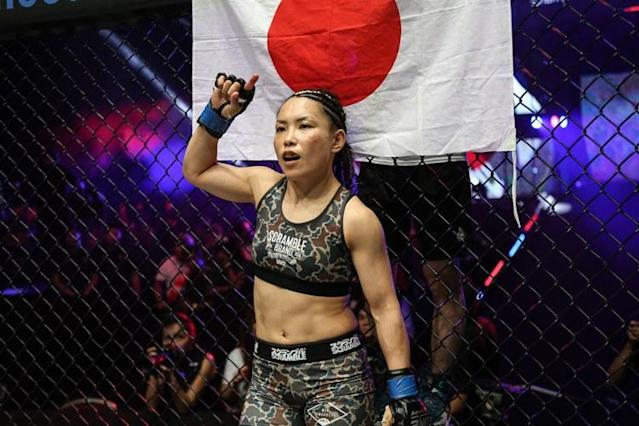 "<p>Mei Yamaguchi's opponent at <em>ONE: Unstoppable Dream</em> was still a teenager when she became a superstar in Asia and one of the highest-earning female fighters in the sport. For the Japanese veteran, the journey to the top has taken much longer.</p> <p>Yamaguchi has been a professional since 2007, but did not get an opportunity to fight outside of her hometown until her 15th fight. She's won three different titles, but had to go through a tournament to do it on every single occasion.</p> <h2><span>Mei Yamaguchi Paved the Way for Angela Lee</span></h2> <p>She's a big name in Asia now, but it has taken a while. Yamaguchi had been competing for nearly a decade when she got the call to challenge Lee for the inaugural ONE women's atomweight title and, at the start of her career, she could never have dreamed of headlining a card in a major arena.</p> <p>""It was really, really hard. Because I love mixed martial arts, I kept doing it and I was hoping and dreaming for a day when women's mixed martial arts would get big all over the world.""</p> <p><a href=""https://www.MMAWeekly.com/tag/ONE-Championship"" rel=""nofollow noopener"" target=""_blank"" data-ylk=""slk:ONE Championship"" class=""link rapid-noclick-resp"">ONE Championship</a> held its first female fight in early 2012 with the UFC handing <a href=""https://www.MMAWeekly.com/tag/Ronda-Rousey"" rel=""nofollow noopener"" target=""_blank"" data-ylk=""slk:Ronda Rousey"" class=""link rapid-noclick-resp"">Ronda Rousey</a> her promotional debut later that year. Japan might have more history than other countries when it comes to producing women's MMA fighters, but Yamaguchi says that opportunities have always been very limited.</p> <p>""When mixed martial arts first got big in Japan, a lot of people watched it, but there were no women's matches. Now there are a lot of women's athletes in the United States and all over the world, but it was a really hard time for Japanese mixed martial artists to keep competing.""</p> <h2><span>The Lee vs. Yamaguchi Rematch Has Been a Long Time Coming</span></h2> <p>Lee and Yamaguchi first fought in 2016. A rematch was nixed when the champion suffered a car crash last year, but the 35-year-old believes she has improved immensely in the two years that have elapsed since their original meeting.</p> <p>""I have fought for the last 10 years (and) I have always had good coaches and good people around me, but there were still positions or situations that I would worry about. Now, I am becoming more perfect in every position, I have fewer things that I am worried about, and I think that has given me a lot of confidence.""</p> <p>This was the 28th fight camp of Yamaguchi's career. She has a tried and tested routine, which she does not deviate from.</p> <p>""Basically, it is the same thing all the time. I do the same training over and over, and then I add new stuff. For eight weeks, I kind of concentrate on one opponent and do some stuff that I can adjust to my opponent. That is kind of my routine.""</p> <p>Having shared a cage with Lee for 25 frenetic minutes, Yamaguchi knows what to expect and says she if very confident heading into the rematch.</p> <p>""Some of the technique is special for this fight for Angela Lee. I have a lot of confidence now. I do not know how much, but it is pretty obvious that I am really confident in both the ground game and boxing.""</p> <h2><span>Mei Yamaguchi Wants to Lead ONE Championship into Japan</span></h2> <p>ONE Championship recently signed a deal with Abema TV in Japan. The promotion has always had plenty of stars from that country, including Shinya Aoki, Nobutatsu Suzuki, and Yoshitaka Naito, but the new broadcast agreement has given it a much higher profile, according to Yamaguchi.</p> <p>""I am pretty excited because now a lot of people know about ONE Championship. We have this TV program in Japan and you can see it on your cell phone. I think more people watch that than a normal TV program because it is so easy to watch.""</p> <p>An event in Japan has been penciled in for 2019. Fighting for Asia's biggest MMA promotion in her hometown of Tokyo would be a dream for Yamaguchi, particularly after all those years plying her trade on cards promoted by small local organizations.</p> <p>She's fought Finnish opponents in Finland, Filipino opponents in the Philippines, and this will be her second time facing Lee in Singapore. Yamaguchi is used to being on the road and says the crowd won't bother her.</p> <p><strong>RELATED > <a href=""https://www.mmaweekly.com/watch-the-full-first-fight-between-angela-lee-and-mei-yamaguchi-one-championship"" rel=""nofollow noopener"" target=""_blank"" data-ylk=""slk:Watch the Full First Fight Between Angela Lee and Mei Yamaguchi"" class=""link rapid-noclick-resp"">Watch the Full First Fight Between Angela Lee and Mei Yamaguchi</a></strong></p> <p>""If I am fighting in a foreign country most of the time, the crowd will support the opponent. I know that, and I know how to prepare for that, so it does not matter that much. It is not a big deal for me. I just need to shut that out and do what I need to do.""</p> <p>However, Yamaguchi feels that ONE Championship is gaining momentum in Japan and would love nothing more than to defend the atomweight title in Tokyo.</p> <p>""(A title fight in Tokyo) would be perfect. If (ONE Championship) come to Japan, it is only going to get bigger and bigger. If I can fight at that card, my fans and my supporters will be excited.""</p> <p>A fight for ONE Championship in Tokyo looks like a distinct possibility for Yamaguchi in 2019. If she wants to make it a title match, the veteran will have to wrestle the belt away from Lee in Singapore on Friday. It won't be easy, but after a decade in the sport, she knows exactly what is required to win.</p>"
