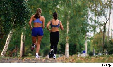 lack of exercise to blame for an estimated 90,000 British deaths each year